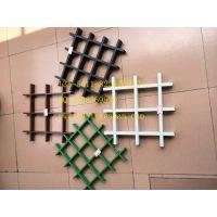 供应油漆滚涂彩色铝格栅天花 三角形铝格栅吊顶 木纹铝格栅厂价批发