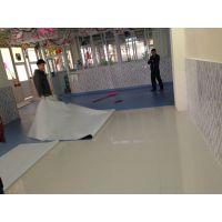 江门五邑幼儿园PVC安全地垫铺设效果图 佛山高明室内塑胶安全地板厂家直销
