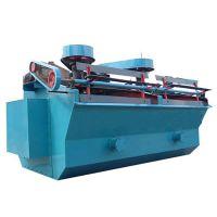 济源铅锌矿精选选矿需要几槽浮选机