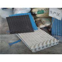 填料蓝色S波填料 PVC透明500*1000厂家直销/河北华强