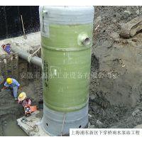 菲源一体化预制提升泵站(FYPS-2000-52-3)污水处理设备,供水设备