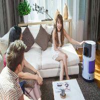 2016新款万仕达酷水冷空调机,风劲十足,急速制冷,清凉一夏净化、制冷、加湿水冷空调机