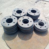 法兰盘定位板 地脚螺栓 双头地脚螺栓 预埋件方板 定位钢板