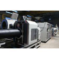 HDPE管材设备、朗逸机械(图)、HDPE管材设备商家