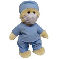 医生泰迪熊公仔泰迪熊医生小熊毛绒玩具