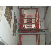 供应圣塔升降平台 导轨式楼层货梯 升降货梯 (SYJ)