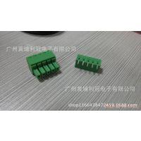 插拔式接插件3.81接线座   pcb板连接器2EDG3.81-2P/3/4/5/6/10P