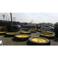 供应前进轮胎12.4-54配轮辋 棉花采棉机喷药机轮胎