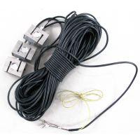 3只传感器信号线 称重传感器信号线