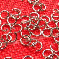 批发十字绣挂件用 金属圈 开口金属环 500个/包 十字绣工具