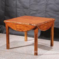 特价碳化防腐木户外实木桌椅火烧木庭院桌椅酒吧炭化餐桌餐椅