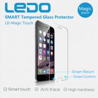 莱多Ledo魔指智能钢化膜 苹果iphone6 6plus 手机膜 保护膜 手机贴膜