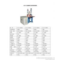 供应PU材质商标熔切机,双头高周波熔接压纹机