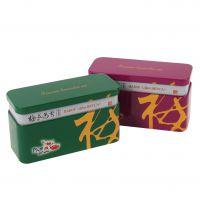 东莞铁罐厂 异形食品铁盒 马口铁容器包装盒