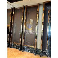 广代金属-不锈钢电梯门