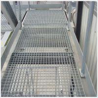 钢格栅板规格型号 厂家直销 互插型 承载钢格栅板 热镀锌防腐处理