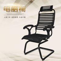 工厂特价直销写字楼办公室专用电脑椅双层弹力橡筋织带椅职员B17C
