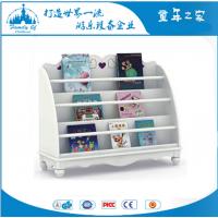 广州厂家直销幼儿园书架 儿童阶梯书架 幼儿园家具厂家直销