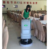 洗地机是否可以保持超市环境优美?合美超市全自动洗地机