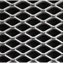 供应内蒙古20-80刀不锈钢标准钢板网制作踏板防护罩效果好