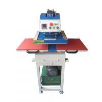 厂家热销 气动双工位烫画机 自动烫画机 双工位烫画机 全自动印花