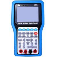 金涵电子JDS3022A为双通道示波器 万用表 信号发生器 串口中心 记录仪, 波形可截图保存并通过