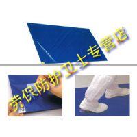 高粘60*90cm无尘室粘尘垫粘灰垫粘尘地板胶垫洁净室脚踏垫24*36