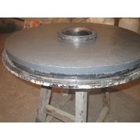 渣浆泵磨损修复|尾矿泵磨损修复|渣浆泵耐磨涂层胶