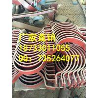 基准型双排管夹 A5-1基准型双排管夹 双排管夹生产厂家