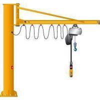 悬臂吊起重机 KBK轨道 500公斤手动旋转 威龙起重