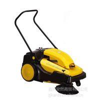 供应安徽工业园区工厂专用扫地机 驰洁手推式扫地机对折优惠