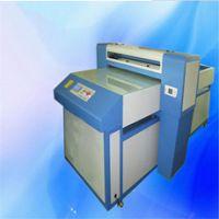 uv平板打印机 玻璃无框画制作加工 爱普生9880c 代替手工印刷