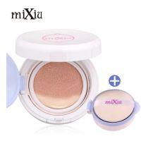 韩国彩妆米修/mixiu 正品带镜子可替换雪润无瑕粉凝霜气垫BB霜