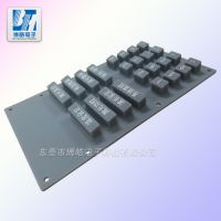 博皓电子 东莞桥头专业硅胶按键加工工厂