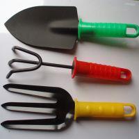 厂家直销 铲耙叉三件套 迷你型园林用品 适合迷你植物移栽