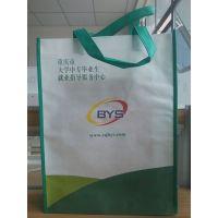 九江新款无纺布袋定制 手提袋UV彩印 礼品袋易优制袋厂