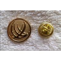 沈阳金属徽章专业订做大连周年庆纪念徽章设计胸章厂家