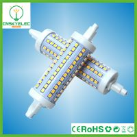 r7s led 10w 118mm 85-265v ce rohs smd2835 r7s led