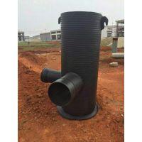 HDPE塑料检查井专用井筒价格