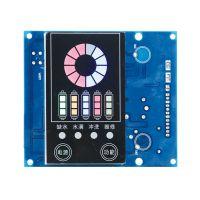 净水专用电脑板、 采用屏幕轻触开关、按键与屏为一体 QZC007-1