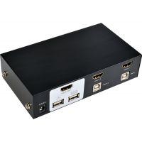 迈拓维矩2口高清KVM切换器MT-2102HL