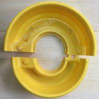 陶艺拉坯机塑料配件模具 水盆模具
