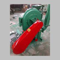 谷物饲料加工专用粉碎机械 安全可靠齿盘式多功能粉碎机