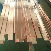防雷避雷产品+电镀铜包钢扁钢厂家直销售+电镀铜包钢扁钢价格