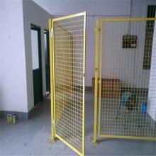 仓库隔离网 酒店围墙防护网 绿色金属网