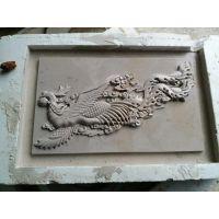 浮雕FD-6凤浮雕板模具800长400高玻璃钢硅胶材质定做