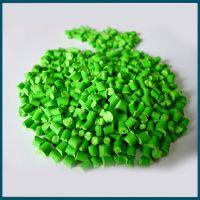 盟立厂家直销色母粒 导电绿色母粒抗静电母料 吹膜色母