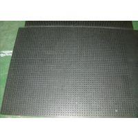 星火制刷厂供应PVC板刷、环氧板毛刷、晒板机毛刷、冲床台面毛刷