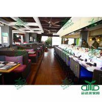 中式茶餐厅桌椅订制 甜品店大理石餐桌 西餐厅桌子 工厂直销