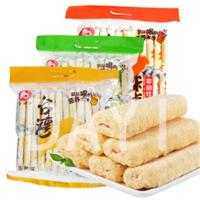 宝岛米饼生产设备_米饼设备_济南大亿膨化机械